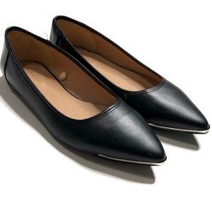 Lane Bryant Patent Leather Flats